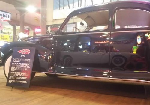 Classic Cars & Pop Culture Memorabilia!