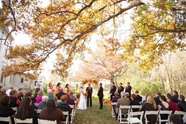 garth woodside mansion wedding